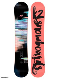 Deska snowboardowa K2 First Light Wmn (orange/black)