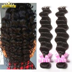 Find More Human Hair Extensions Information about Malaysian Virgin Ocean Wave…