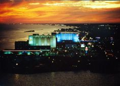 Biloxi, MS. We love visiting this little city even though we don't play in the casinos! Noa was actually born here.