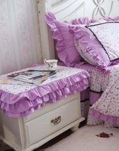 purple shabby chic bedroom 1000 images about chic lavender and purple on 16889