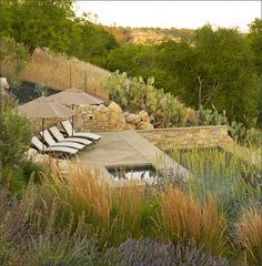 Jeffery Gordon Smith Landscape Architecture -- Winery Residence