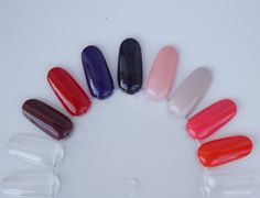 Anna van Seltz : INTENSAE Nail Lacquer - review e swatches