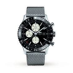 Mens Watches - Breitling Chronoliner Mens Watch - Y2431012/BE10 152A