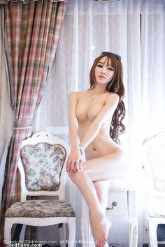 ♡ #AMEdition ☆☆☆ Huan Miao Miao - Lingerie And Seminude