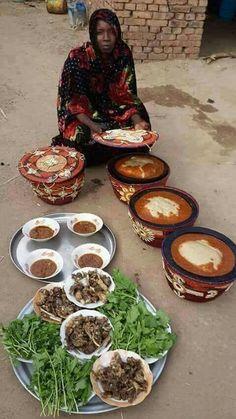 اطعمة سودانية