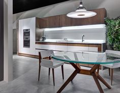 How to design a kitchen you will not get tired of - HomeCNB Modern Kitchen Interiors, Modern Kitchen Cabinets, Kitchen Cabinet Colors, Kitchen Flooring, Kitchen Furniture, Kitchen Storage, Kitchen Room Design, Kitchen Corner, Kitchen Dining