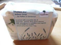 FuturePrimitive Soap: Soap Packaging
