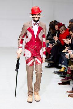 Walter Von Beirendonck Men Fashion Show