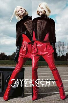 Fall Campaigns - Givenchy