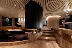 Conversation Pit...great modern look! #home_decor #conversation_pit http://www.pinterest.com/jomama78/bohemian-style/