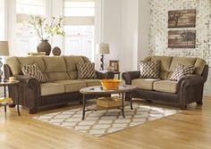 Vandive Sofa and Loveseat $830.00