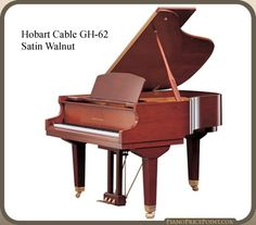 Hobart Cable GH62 Grand Piano