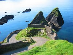My ancestors came from Dingle Ireland and I WILL go there someday! It's been rated one of the top 10 most scenic places in the world by National Geographic!
