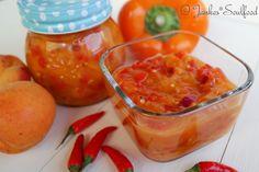Paprika-Aprikosen-Chutney von Jankes Soulfood