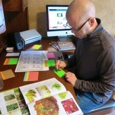 Blogger Michael Dahl shares his suggestion for wintertime activities with Gardening Jones.