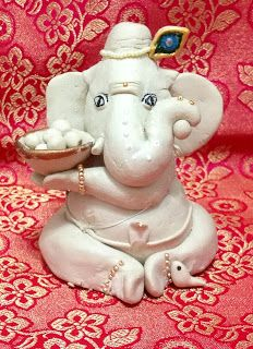 A Step By Step Guide On Making Your Own Baal Ganesha Idol