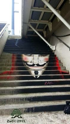 Wouldn't mind seeing this on a flight of stairs. #coolpics #awesome