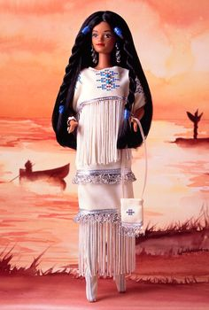 Native American Barbie® Doll 1st Edition | Barbie Collector
