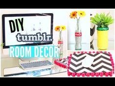DIY Tumblr Room Decor! Simple & Affordable! - YouTube