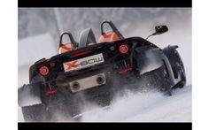 2009 ktm x bow winter drift rear angle tilt speed