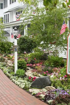 Mackinac Island: rent a house and spend a month on the island. I wish I could!!!
