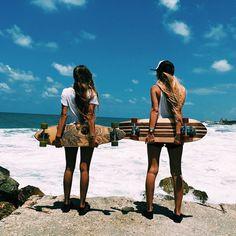 Skate girls...