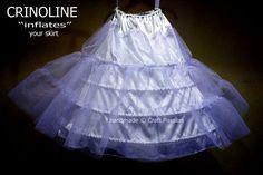 Sewing Tutorial: Sew A Crinoline | Craft Passion | Patterns & Tutorials