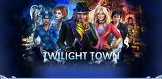 Black Friday is approaching! Become a citizen of Twilight Town to get more advantages of it.