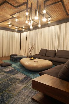Penthouse 1 by Alina Sargsyan, via Behance