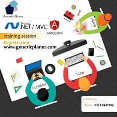 Now the question is, if you registrar yourself for training what will be the benefits and what will you learn? Here is answer: Future is all about Front end Technologies for Rapid, Secure and easy Development. So its time to upgrade yourself with upcoming technologies. You will learn following: 1: Angular JS Architecture to use with any Technology. 2: How to utilize Angular JS with Asp.net MVC framework. 3: How to utilize Service in Angular JS 4: Creating ASP.NET MVC and AngularJS solution…