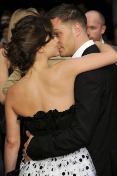 Tommy & Charlotte Riley - Inception UK Premiere 2010 / TH0049C (TH0088F)