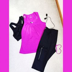 Old Navy Active top Size medium, drawstring waist, pol/spandex. Lightweight Old Navy Tops Tank Tops