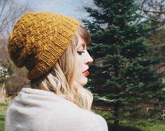 Ravelry: Pollen Hat pattern by Andrea Mowry