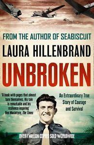 Hillenbrand, Laura Unbroken Book 9780007378036 | eBay