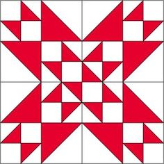 Sewing Block Qults Block 10 for 2017 Christmas Countdown - Block 10 for 2017 Christmas Countdown Barn Quilt Designs, Barn Quilt Patterns, Pattern Blocks, Quilting Designs, Quilting Patterns, Christmas Blocks, Christmas Quilt Patterns, Christmas Quilting, Christmas Pillow