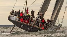 comanche racing sailboat - Google Search