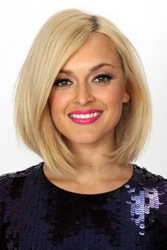 Your Dream Hairstyle » Blog Archive » Fearne Cotton Mid-Length Bob