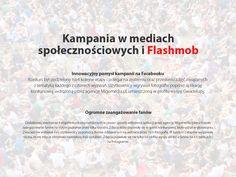 Kampania w mediach społecznościowych i Flashmob. #migomedia #socialmedia #social_media