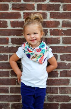 Feather+Toddler+Tube+Infinity+Scarf+by+BundleUpBuddy+on+Etsy,+$12.00