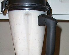 Luscious Homemade Almond-Chia Milk ~ by Real Food Living