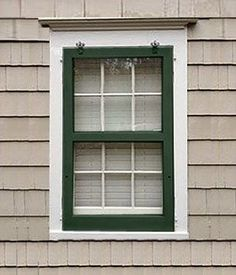 lots of info about old windows, storm windows, painting, etc.