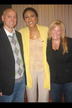 Good Morning America's Robin Roberts, breast cancer survivor | #LIVESTRONG