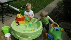 water table is always a huge hit