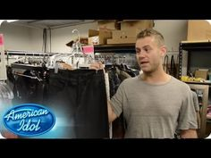 Leather pants are the basis for Burnell's Rock Week attire. Find out how Seth got the look!