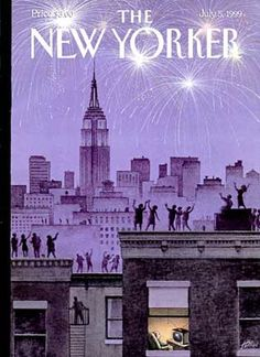 The New Yorker Cover - July 5, 1999
