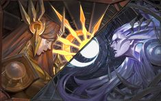 League Of Legends Poster, Leona League Of Legends, Character Illustration, Illustration Art, Illustrations, Legend Games, Video Games Girls, Moon Knight, Champions League Of Legends