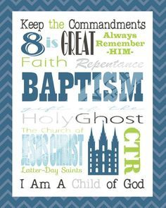 lds baptism gift ideas for boys - Google Search