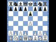 Chess Openings- French Defense Part 1 - YouTube