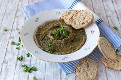 Qooking.ch   Caviar d'aubergines à la menthe Caviar D'aubergine, Beef, Food, Eggplants, Mint, Tasty Kitchen, Healthy, Fine Dining, Meat