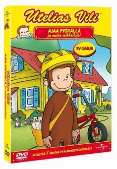 Utelias Vili Ajaa pyörällä,Robottiapina Talviunta, Vili Maanviljelijänä.